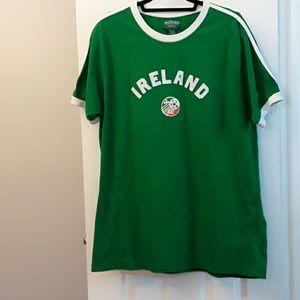 Ireland ☘FAI t-shirt size XL🍀